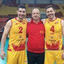ВИДЕО: Браќата Ѓорѓиеви со најверниот навивач Кипре, имаат и порака за вас!