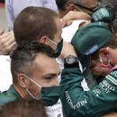 Фетел дисквалификуван од трката во Унгарија , Хамилтон и официјално на второто место