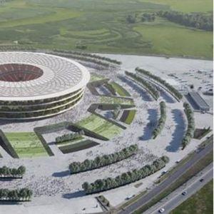 ФОТО:Србија гради национален стадион вреден 257 милиони евра. Вака ќе изгледа
