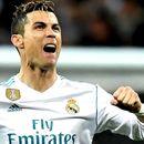 И Роналдо се израдува на победата на Реал…