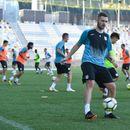 Дарко Велковски, по четири месеци, се врати на терените: Едно полувреме на тестот против Волфсбург