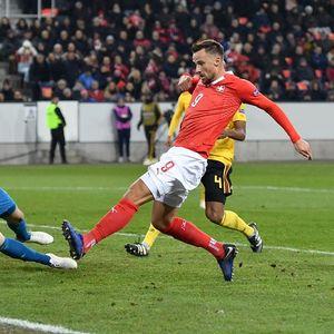 """Каков шок за Белгија: Швајцарија со """"петарда"""" до Ф4 во Лигата на Нации"""