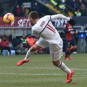 Милан ја освои Џенова и влезе во зоната за ЛШ