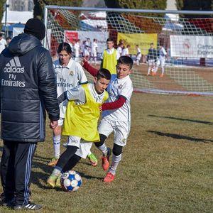"""Незаборавно фудбалско доживување за """"мадридистите"""" во Охрид"""