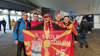"""Минхен во """"црвено-жолто"""": Македонско ракометно лудило"""