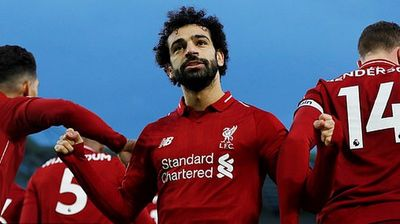 Ливерпул се врати на победите: Салах од пенал за триумф над Брајтон