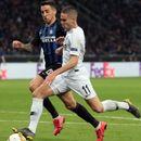 ЛИГА ЕВРОПА: Ајнтрахт го елиминираше Интер, Арсенал ја анулираше предноста на Рен