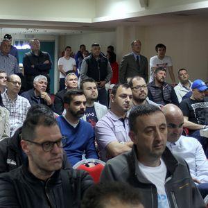 """Многу гости на пресот: Кој е """"за"""" Антиќ?"""