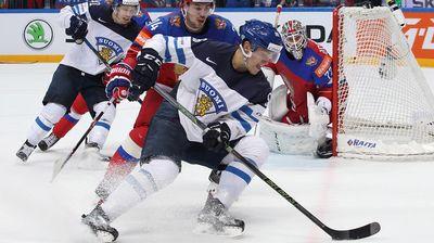 Русите шокирани: Финска е првиот финалист на Светското првенство во хокеј
