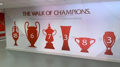 """Новиот тунел на """"Енфилд"""" ги воодушеви навивачите на Ливерпул"""