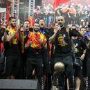 Специјално видео од Вардар за збогум со ракометарите кои заминаа од клубот