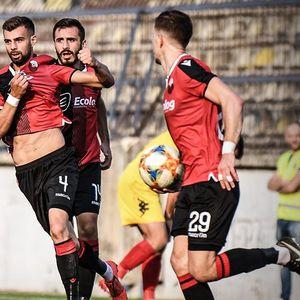 Шкендија барем постигна гол, но никако да победи…