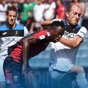 Џенова загуби од Аталанта со гол во 95. минута, десет минути за Пандев