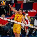 Никола Ѓоргиев, играч на денот во изборот на ЦЕВ