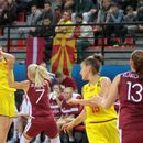 И втор убедлив пораз на кошаркарките во квалификациите за ЕП (ФОТОГАЛЕРИЈА)