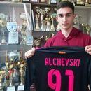 Академија Пандев потпиша професионален договор со младинскиот репрезентативец Алчевски (ФОТО)