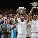 Допинг потрес во тенисот: Падна водечката двојка на АТП листата