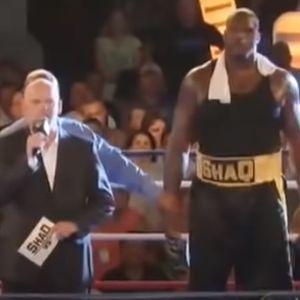 Заборавениот бокс-меч на Шекил О'Нил: Како легендата на НБА изгледа во ринг!?