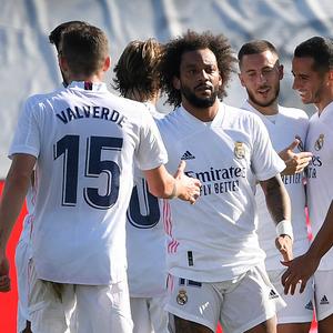 """Реал конечно заигра """"кралски"""" – Лесна победа со Хуеска"""