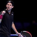 Ѓоковиќ елиминиран, Тим прв финалист на АТП завршниот турнир во Лондон