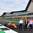 """Tрката за """"Големата награда на Велика Британија"""" во Формула 1 ќе се одржи пред полни трибини"""