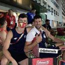Ѓоковиќ е вистински шампион – Прво на тренинг, а потоа на мала дружба и со македонските спортисти