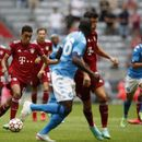 Елмас одигра 90 минути – Наполи среде Минхен го изненади Баерн