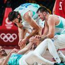 Дончиќ и Словенија ја решија Германија за полуфинале на ЛОИ