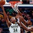 НБА ЛИГА: Мидлтон и Адетокумбо го однесоа Милвоки до триумф над Индијана
