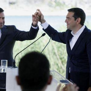 Власта со договорот со Грција го менува институционалниот идентитет, со тоа се губи целокупниот идентитет на државата и нацијата