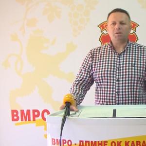 Јованчев: Заев во Кавадарци наместо кавадарчани го пречекаа партиски војници од сите останати градови
