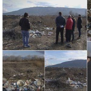 Јанушев: Дивата депонија во Ѓорче Петров е уште еден доказ за неспособната влада и неспособноста на министрите