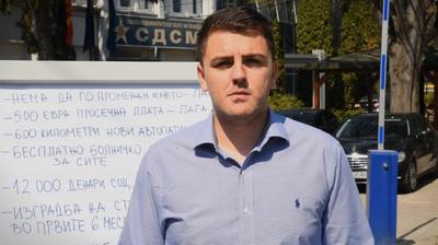 Попов: По повод 1 април, светскиот ден на лагата му доделуваме на Зоран Заев пехар за најголем лажго на денешницата