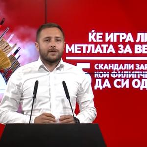 Арсовски: Безвластието и самоволието на локалните шерифи во Охрид е само слика и прилика од владеењето на Заев и СДСМ