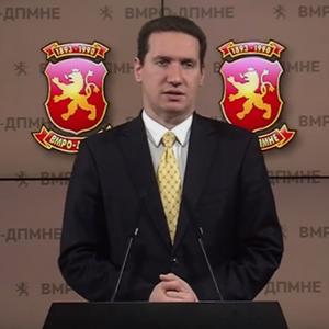 Ѓорчев до Елези: Дали мислите дека Заев-министерот за финасии, премиер, претседател на СДСМ и шеф на кадровска има капицитет сето ова да го извршува?