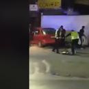 Полицајци брутално претепуваат човек на улица, Заев, Маричиќ, Спасовски вака ли изгледа правдата која ја ветивте?!