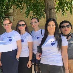 Вработените од Скопје Мериот хотел готвеа за децата од Центарот за церебрална парализа