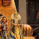 """Балетскиот спектакл """"Клеопатра"""" во сабота на сцената на НОБ"""
