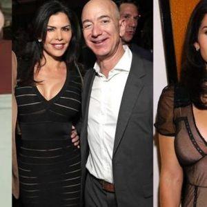 """НАИВЕН МИЛИЈАРДЕР: """"Девојката на, Џеф Безос, нивните голи слики и жешки пораки му ги испраќала на братот"""" – ТОЈ ГИ ПРОДАЛ за 200.000 долари!"""