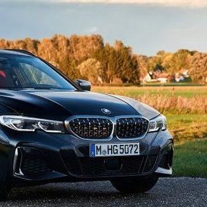 BMW M3 Touring против AMG C63 S Estate