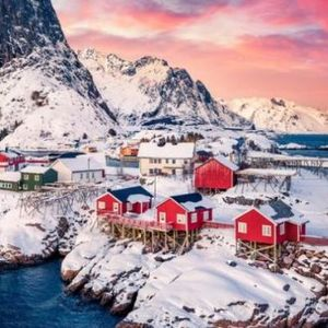 Острови во Норвешка кои како да се од друга планета