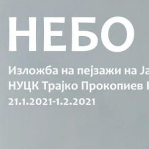 Изложба на Јана Јакимовска во Куманово