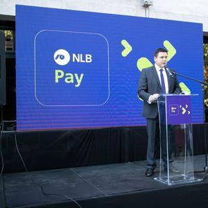 (Фото) НЛБ Банка воведе најсовремен начин на плаќање: NLB Pay – мобилен паричник