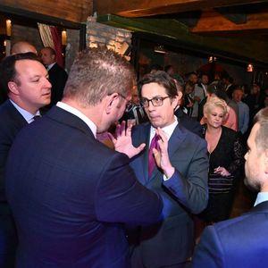 Мицкоски и Пендароски се дружеа на Годишната прослава на ССК: Кој се дојде