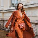 Есенска модна инспирација: Каролина во боите на Mango