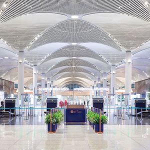 Како изгледа аеродромот во Истанбул кој е избран за најдобар за 2019 година