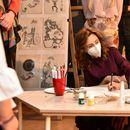 """Елизабета Ѓоргиевска на фестивалот за деца """"Литера"""": Секој од нас длабоко во својата душа има простор посебно одвоен за светот на приказните"""