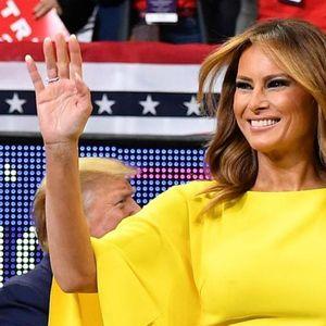 Меланија Трамп ги изненади сите со невообичаениот моден избор!