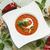 Супа с печени червени чушки