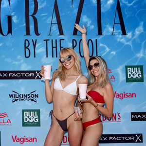 С GRAZIA by the Pool